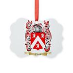 Eldred Picture Ornament