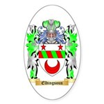 Eldingsoun Sticker (Oval 10 pk)