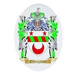 Eldingsoun Ornament (Oval)