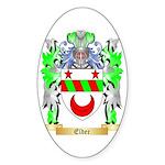 Elder Sticker (Oval)