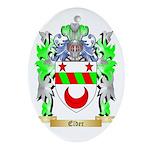 Elder Ornament (Oval)