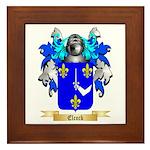 Elcock Framed Tile
