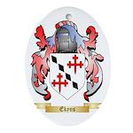 Ekyns Ornament (Oval)