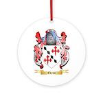 Ekyns Ornament (Round)