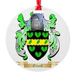 Ekvall Round Ornament