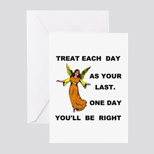LAST DAY Greeting Cards (Pk of 10)