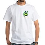 Ekstedt White T-Shirt