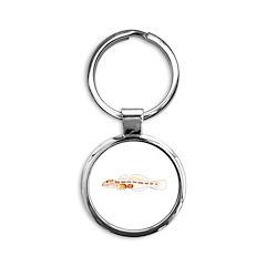 Orangesided Goby Keychains