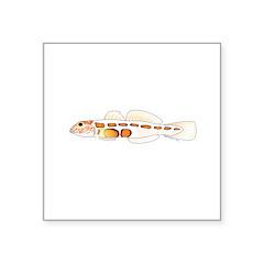 Orangesided Goby Sticker