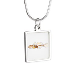 Orangesided Goby Necklaces