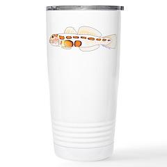 Orangesided Goby c Travel Mug