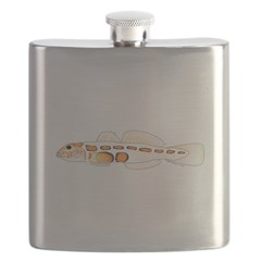 Orangesided Goby c Flask