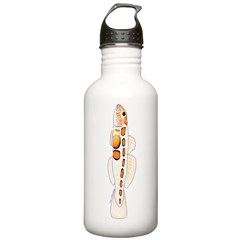 Orangesided Goby c Water Bottle
