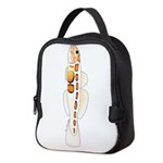 Orangesided Goby c Neoprene Lunch Bag