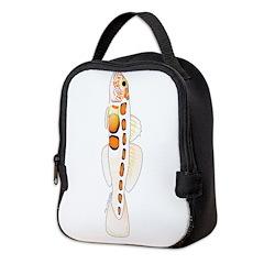 Orangesided Goby c Neoprene Lunch Bag