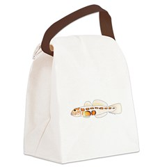 Orangesided Goby c Canvas Lunch Bag