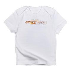 Orangesided Goby c Infant T-Shirt