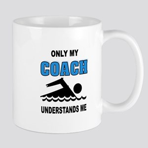 SWIMMING COACH Mugs