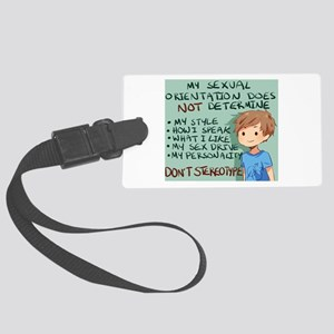 stereotype Luggage Tag