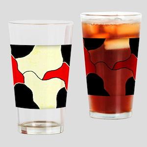 LAYERED * Drinking Glass