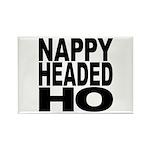 Nappy Headed Ho Original Design Rectangle Magnet