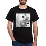 Celtic Yin & Yang Dark T-Shirt