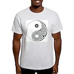 Celtic Yin & Yang Light T-Shirt