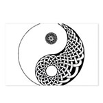Celtic Yin & Yang Postcards (Package of 8)
