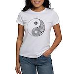 Celtic Yin & Yang Women's T-Shirt