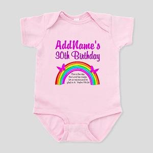 BEAUTIFUL 30TH Infant Bodysuit