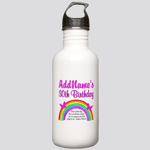 BEAUTIFUL 30TH Stainless Water Bottle 1.0L