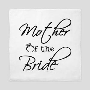 Mother of the Bride Queen Duvet