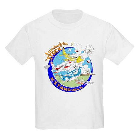 Sopravvissuto Alla Pila A ... T-shirt h7kgx
