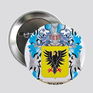 "Auger Coat Of Arms 2.25"" Button"