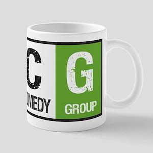 SCG logo Mugs