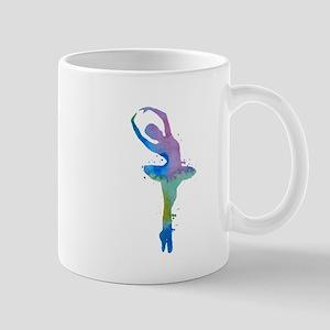 Ballet dancer Mugs