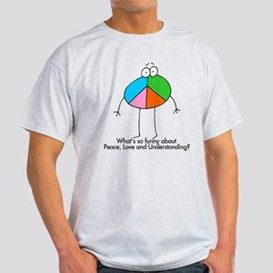 Understanding Peace Light T-Shirt