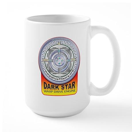 DarkStar WarpDrive Engine Large Mug