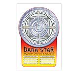 DarkStar WarpDrive Engine Postcards (Package of 8)