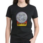 DarkStar WarpDrive Engine Women's Dark T-Shirt
