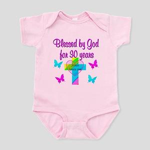 JOYOUS 30TH Infant Bodysuit