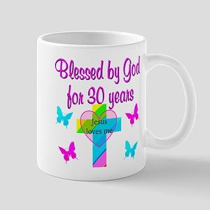JOYOUS 30TH Mug
