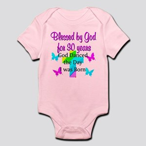 AWESOME 30TH Infant Bodysuit