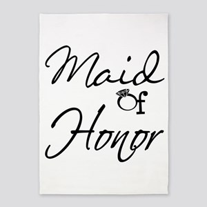 Maid of Honor 5'x7'Area Rug