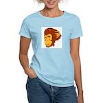Monkey Revolution Women's Pink T-Shirt