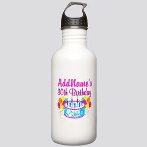 FABULOUS 30TH Stainless Water Bottle 1.0L