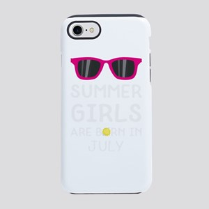 Summer Girls in JULY iPhone 7 Tough Case