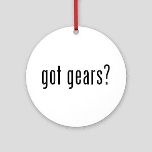 got gears? Ornament (Round)