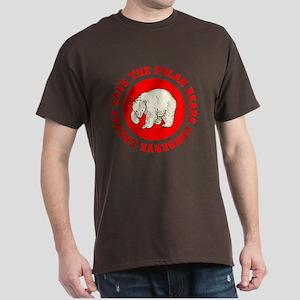 save the Polar Bears! Dark T-Shirt