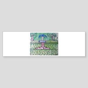 Forsythe Park Bumper Sticker
